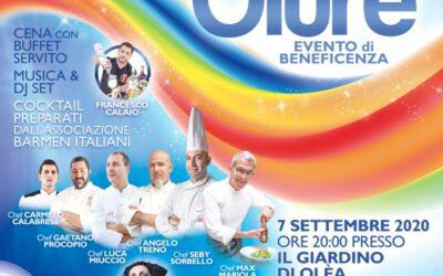 Serata di Gala – Evento di beneficenza 7 settembre 2020